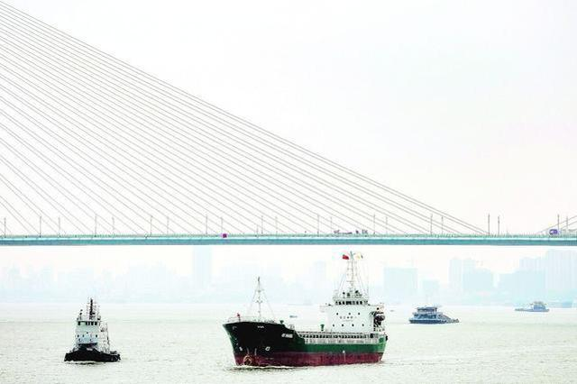 通江达海 九江港恢复国际直航