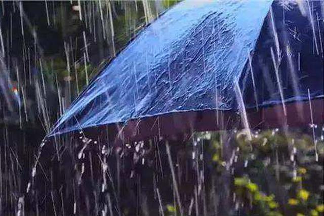 江西迎来对流性降雨 谨防强雷电和地质灾害