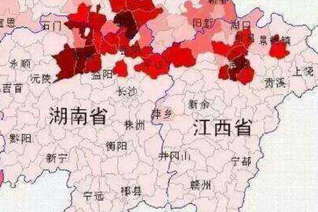 """宜春与长沙""""联姻"""" 开启赣湘边区域合作新起点"""