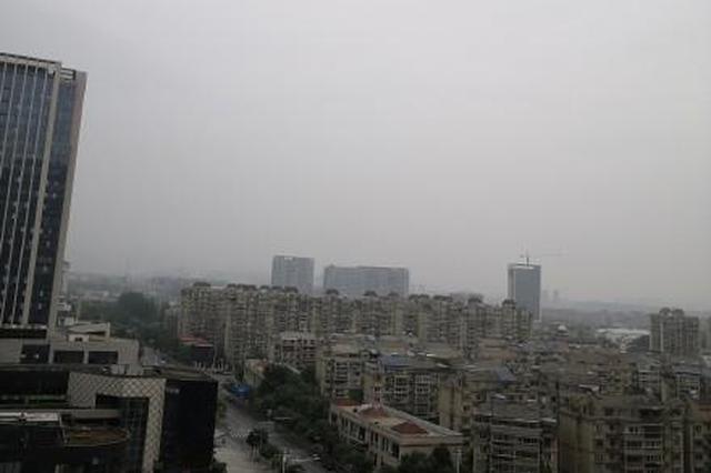 """这3天江西阴雨仍是""""主旋律"""" 周末气温直冲30℃"""
