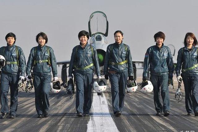 ?#31449;?#25307;女飞行员在南昌设初检站 高考成绩需达一本线