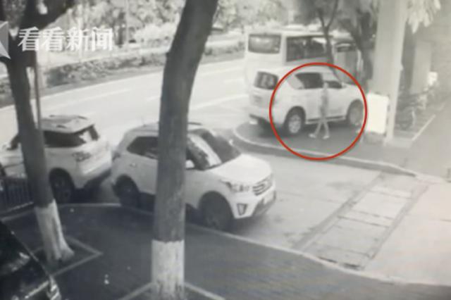 1个月8起!俩狱友搭伙重操旧业 砸车窗盗窃被刑拘
