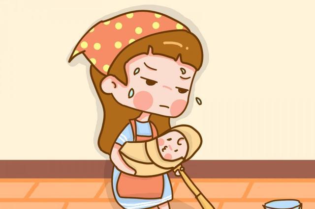 """带娃路上一路拼 为啥焦虑的总是""""老母亲""""?"""