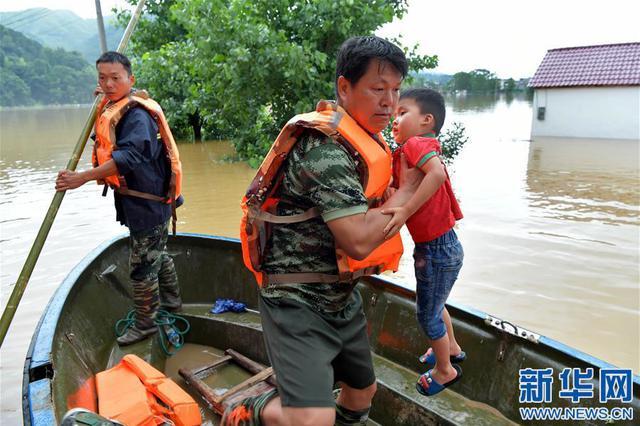 江西省疾控部门发布防病提示:洪灾过后别喝生水