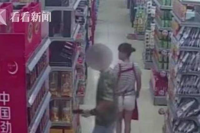 老婆下戒酒令 男子超市偷两瓶酒送自己进去了