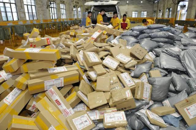 前5月南昌市快递业务量超1.1亿件 占全省比重43.87%