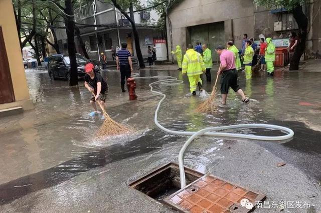 今年汛期最强降水过程结束 南昌将迎回高温天气