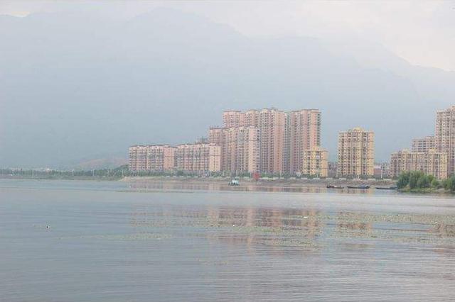 防洪不松懈 鄱阳湖星子站水位接近1998年水平