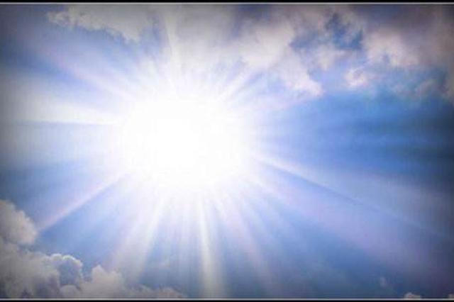 江西发布高温黄色预警 中南部高温天气逐渐发展