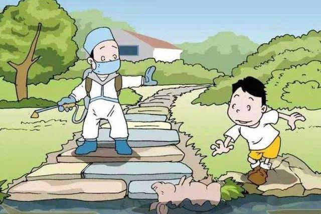 江西省疾控中心发布提示:水灾后防病知识需谨记