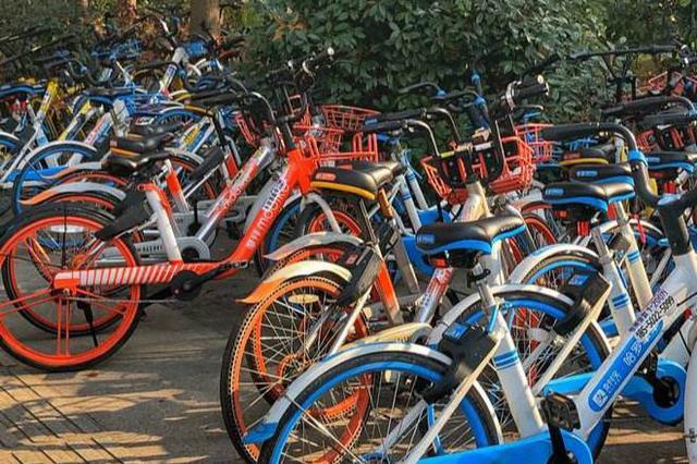 南昌:共享单车乱停乱放?从根源上杜绝