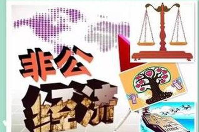 江西省非公有制经济发展服务中心正式挂牌成立