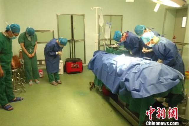 四川籍男子在赣因病离世 家属无偿捐献器官将救5人