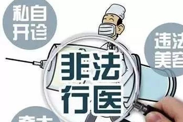 江西卫生健康监督执法机构查处3778件各类违法案件