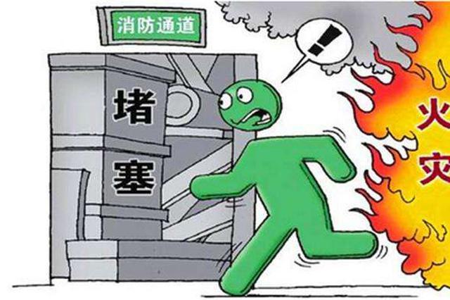 南城县香格里拉大酒店等抚州18家单位存火灾隐患