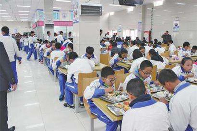 江西:中小学、幼儿园食堂不得制售冷荤类食品
