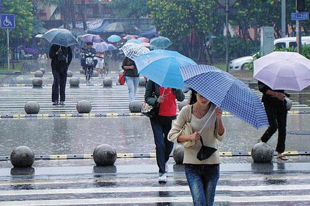 江西高温+雷电+暴雨!专家详解午后为啥会有短时强降雨