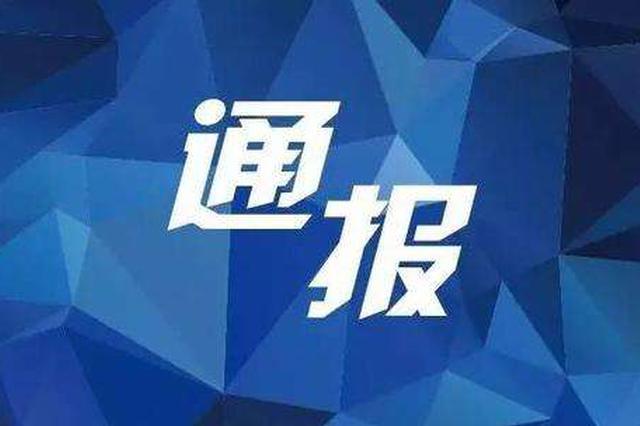 九江通报1起形式主义、违反中央八项规定精神典型案例