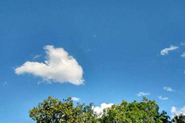 6月江西空气优良天数占比92.1% 地表水水质总体优