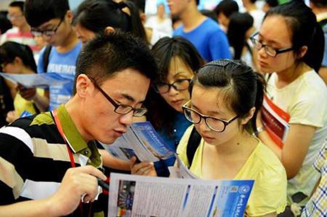 江西42所高職招收1.4萬名五年制學生 部分可網上填報