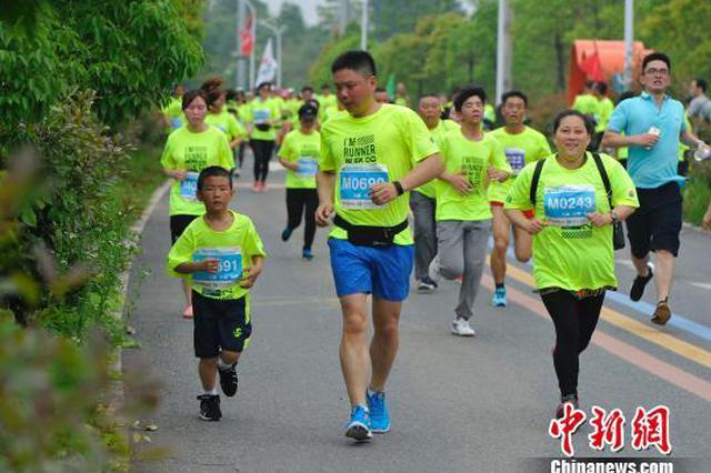 新余仙女湖区:拖欠的马拉松赛事奖金已全部发放到位