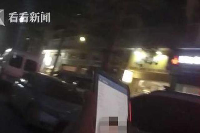 男子突遭民警身份盘查 脱口承认自己就是逃犯