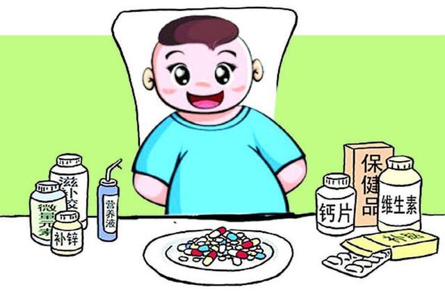 """能预防和治疗疾病?小心儿童保健品的那些""""忽悠"""""""