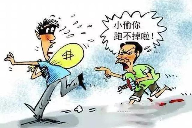 龙南一男子对邻居下手 被抓现行后他…