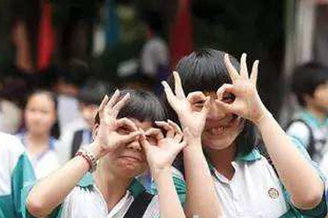 南昌将新增普通高中学位2.7万个 消除超大班额