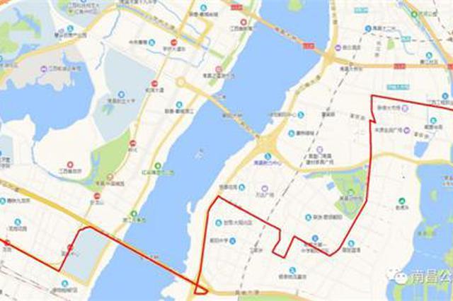 南昌多条公交线路调整 有到你家的吗?