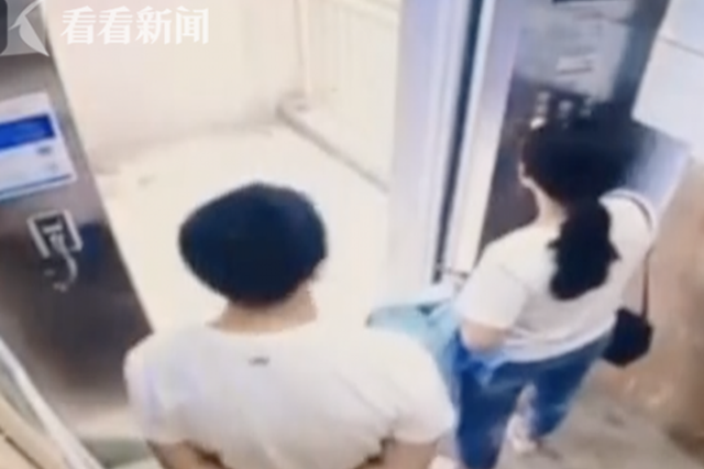 23岁男子拆电梯指纹锁26楼抛下 母亲:他还是孩子