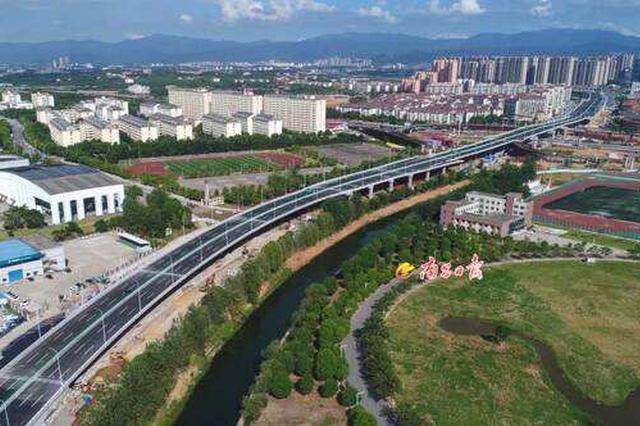 南昌出招改善洪都高架与九洲高架通行环境