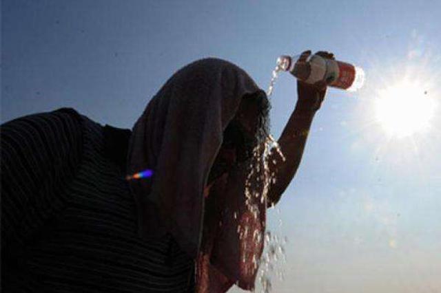 旱灾已导致江西42.7万人受灾 未来三十天气温仍偏高