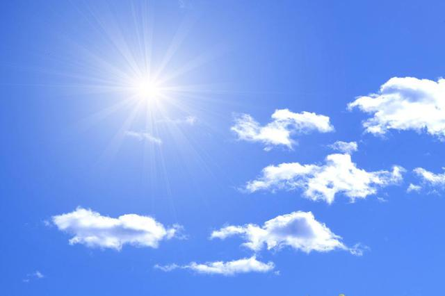 中秋小长假江西天气晴朗 最高气温35~37℃