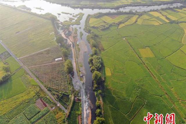 江西27县市高温日数创新高 旱情致直接损失3.8亿元