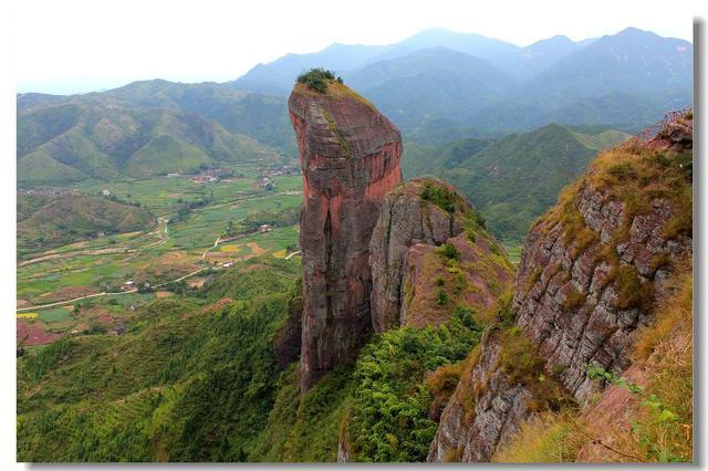 石城通天寨获评国家地质公园