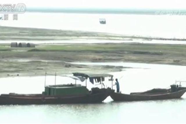 鄱阳湖水位连续4天低于11米 提前进入枯水期
