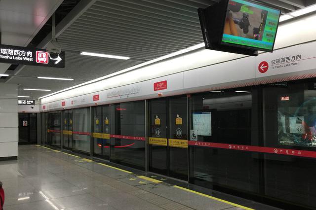 南昌地铁中秋小长假运送乘客182.7万乘次