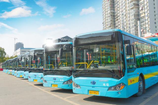 文化大道通車 南昌5條公交線恢復原路線運行