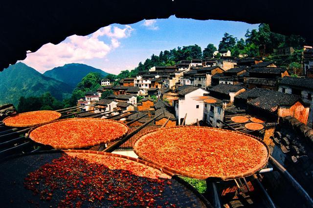 共享假日欢乐 江西把祝福祖国融入旅游活动