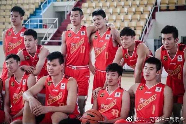 CBA官宣!雷蒙擔任八一南昌男籃新賽季隊長