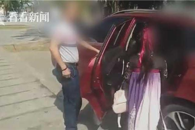 女孩隨父母旅游 卻被趕下車獨自走在高速公路上