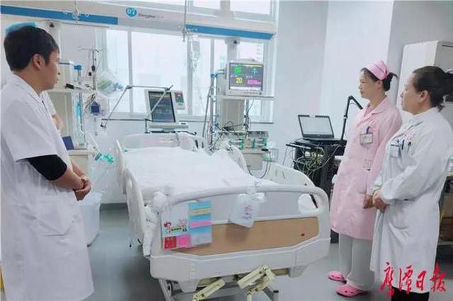 """鹰潭6岁女孩捐献器官 至少将助4人重获""""新生"""""""