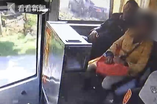 行驶途中女子抢夺方向盘 司机临危不乱化险为夷
