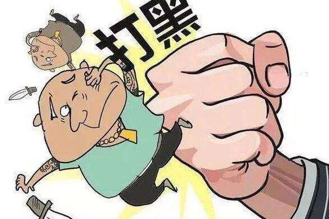 乐安县元斌、元浪等人涉黑案二审宣判 两头目获刑21年