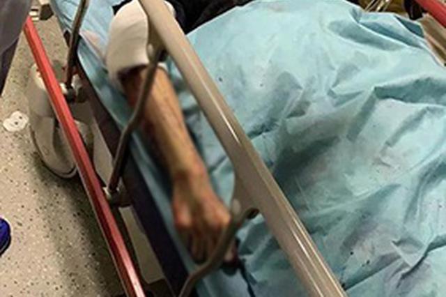 网约车司机刺伤乘客 滴滴:司机拒超速双方起冲突