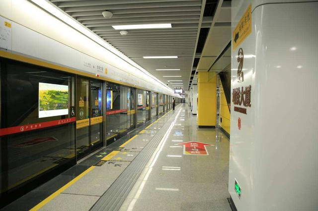 1、2号线延伸项目启动 南昌地铁延伸到机场即将开工
