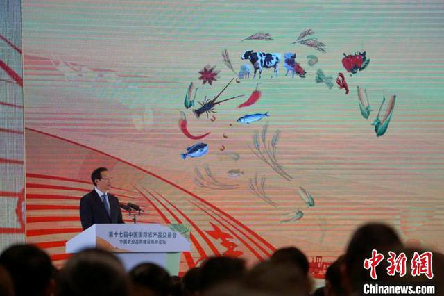 农业农村部部长韩长赋在昌表示:猪肉价格已开始回落