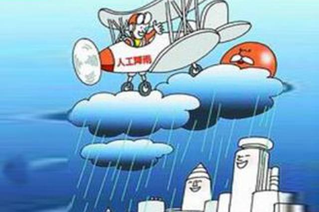 96支人工增雨分队待命 350ER飞机支援江西抗旱