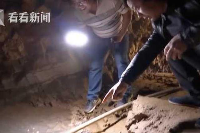 村民上山寻找水源 意外发现几十万年前神秘洞穴